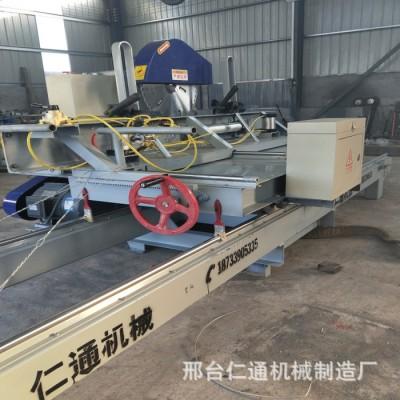 厂家直供木工机械推台锯功率强劲加