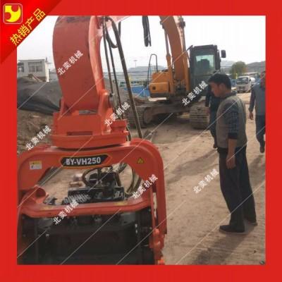 北奕 打桩机械181-1235-1400  挖掘