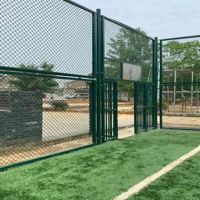 扬州体育围网 足球场围网 拼接式围