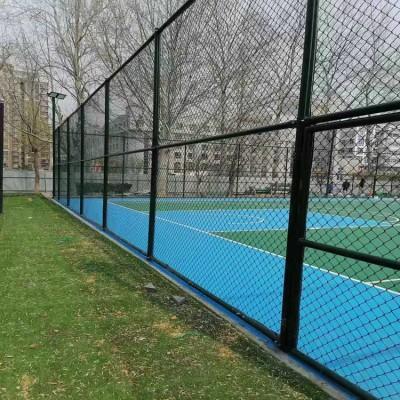 宁波球场菱形围网 体育围网 足球场