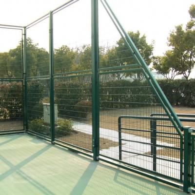 温州组装式球场围网 组装式篮球场围