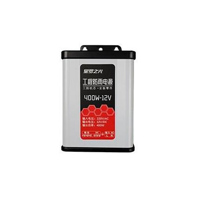 LED防雨开关电源 400W-12V