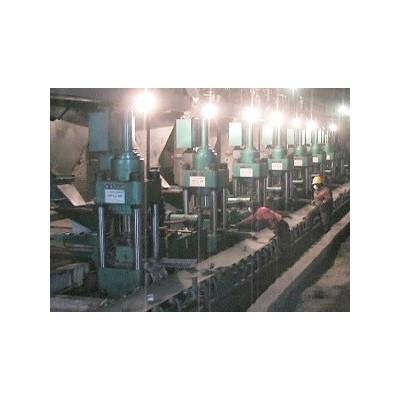 还原铁压块机还原铁生产线鑫源牌设