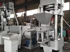 吉林市全自动三七灰土压块机强度高 速度快 节电耐用Y